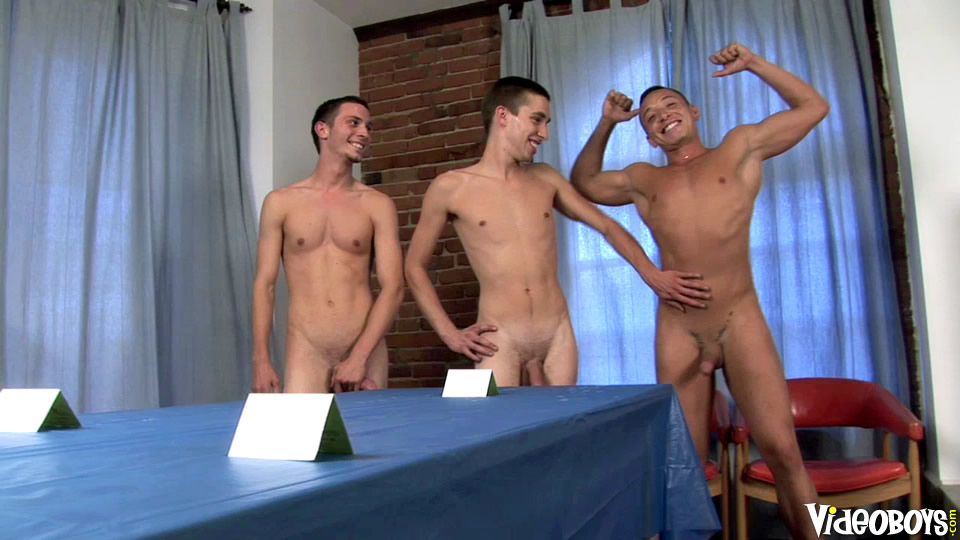 Gay naked french twinks hard hardons being