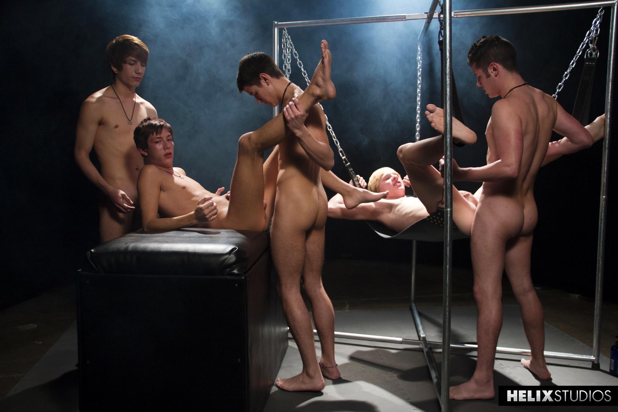 Gay boy heaven