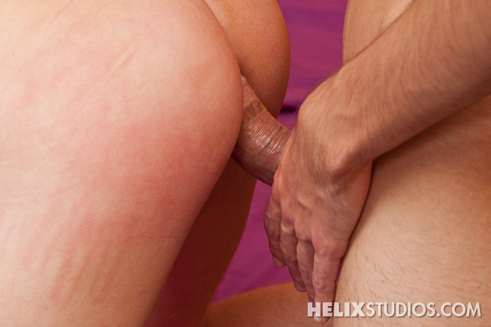 Gay Sticky Anal Tunnel Get Plowed And Get Cumshot