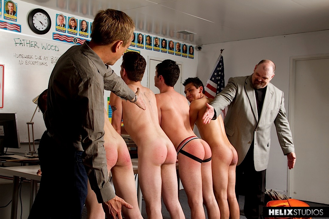 from Benjamin gay boy spanking twinks