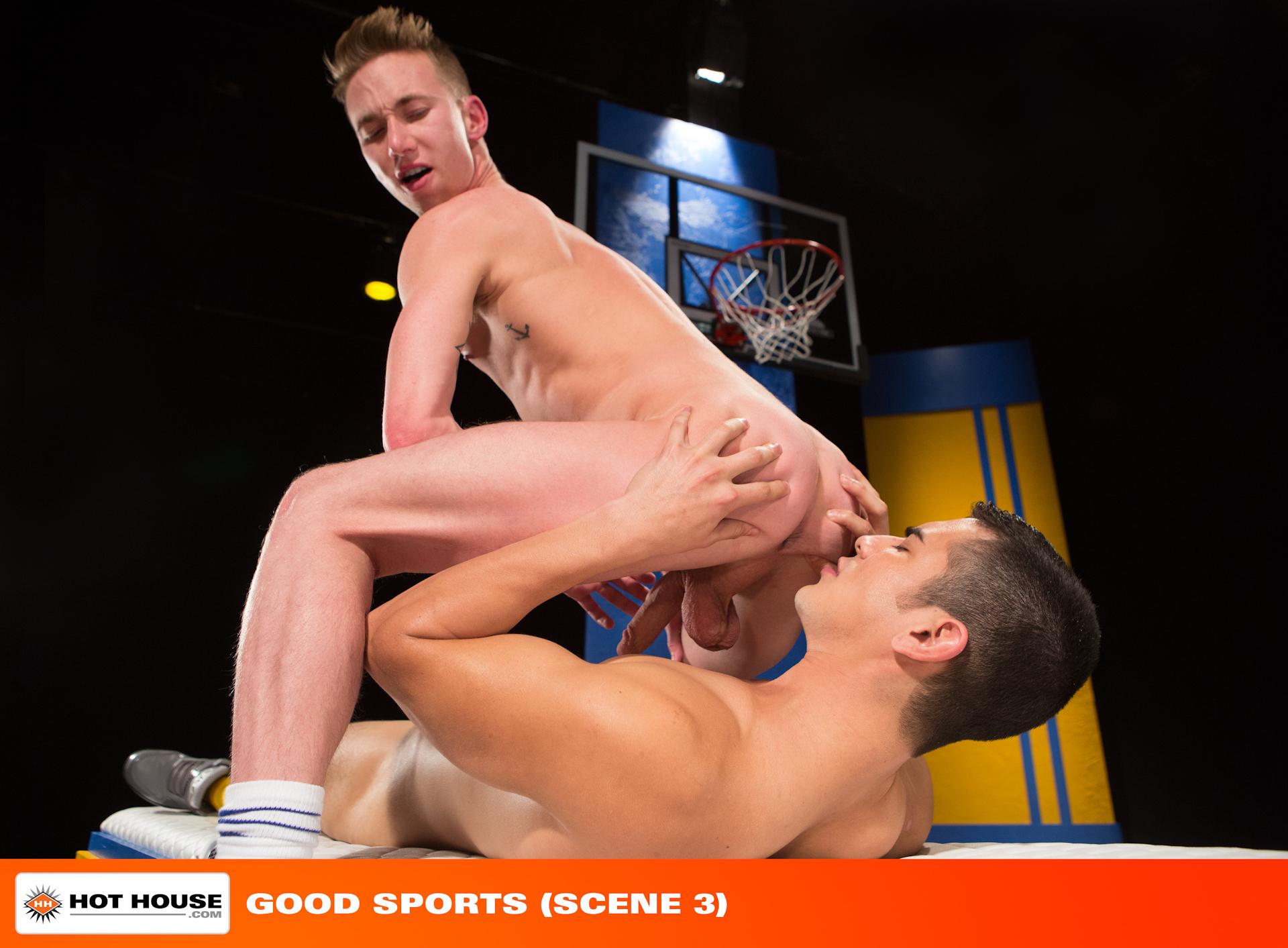 Пориво спортсмены гей