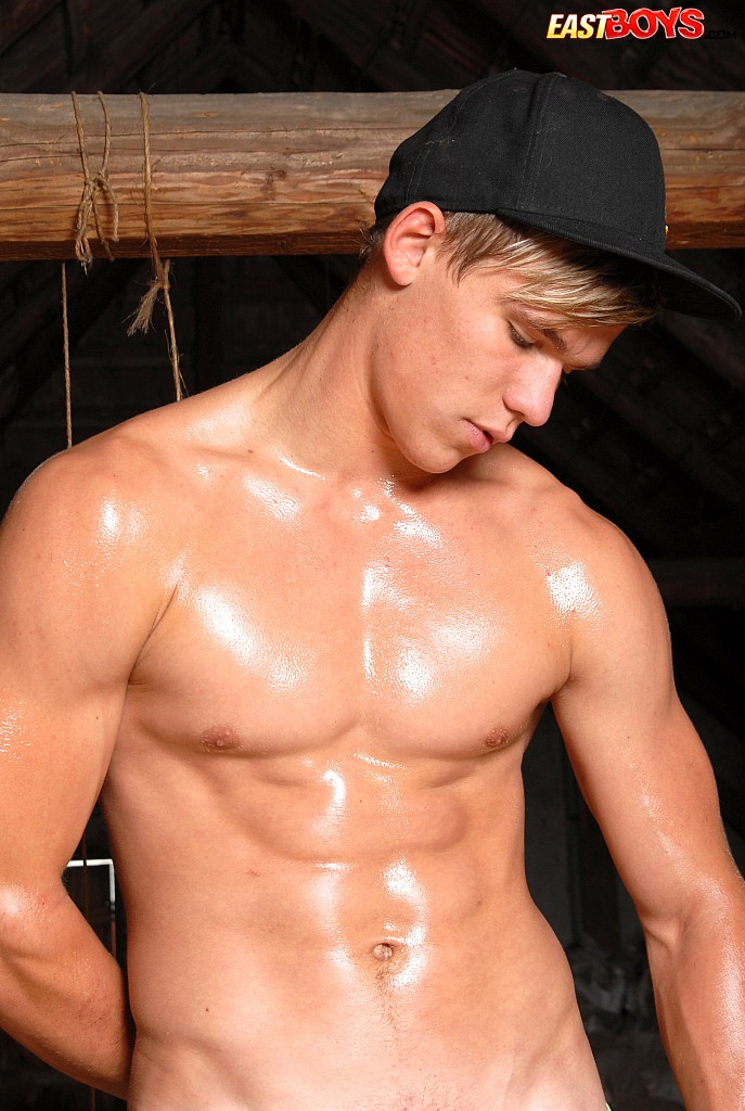 from Hayden oiled and naked boys