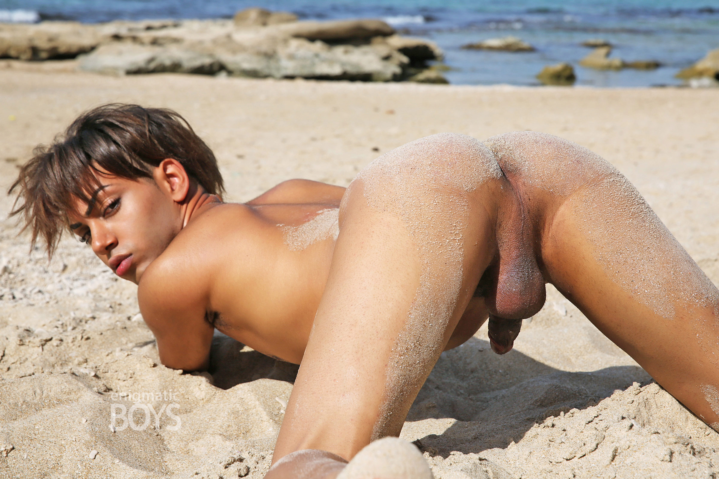 Beach Sexx boy girl beach nude sex.